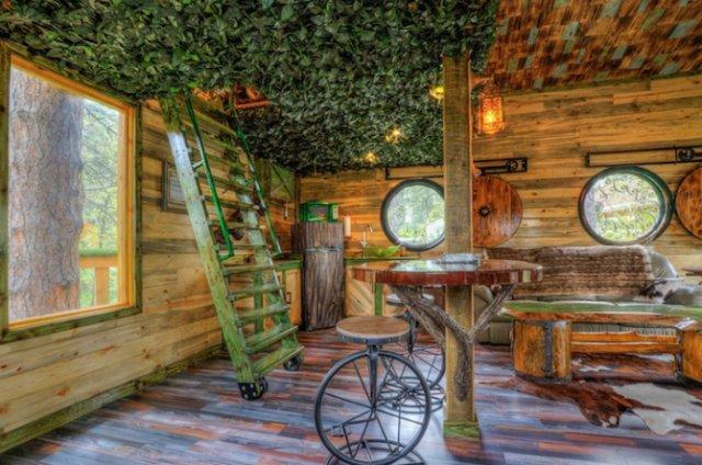 Castelul Soarelui: Casa de vacanta inspirata din Stapanul Inelelor - Poza 5