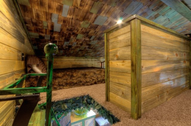 Castelul Soarelui: Casa de vacanta inspirata din Stapanul Inelelor - Poza 7