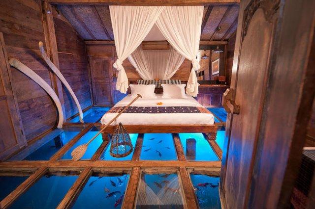 Hotelurile anului 2015: Cele mai uluitoare locuri de cazare din lume - Poza 3