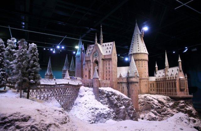 Harry Potter te invita sa iei cina de Craciun la Hogwarts - Poza 1