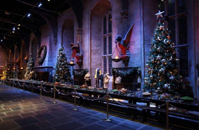Harry Potter te invita sa iei cina de Craciun la Hogwarts - Poza 4