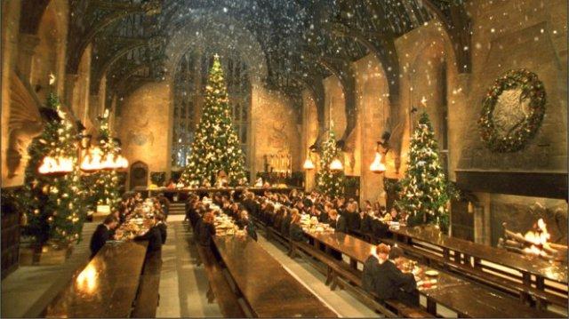 Harry Potter te invita sa iei cina de Craciun la Hogwarts - Poza 5