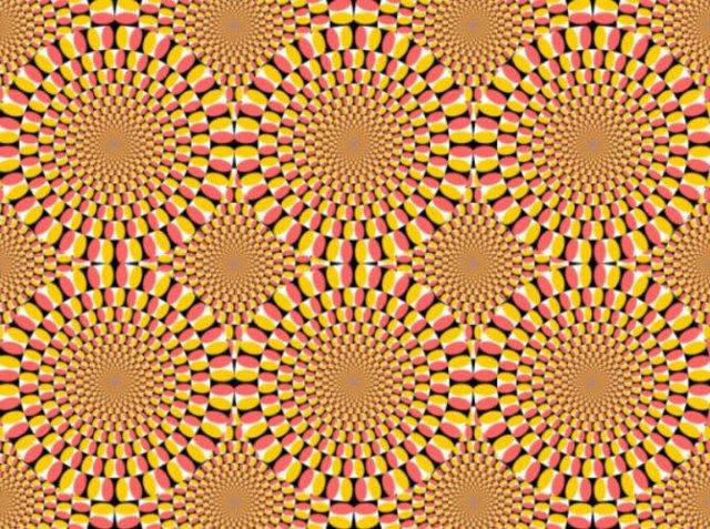Opt iluzii optice geometrice halucinante - Poza 4
