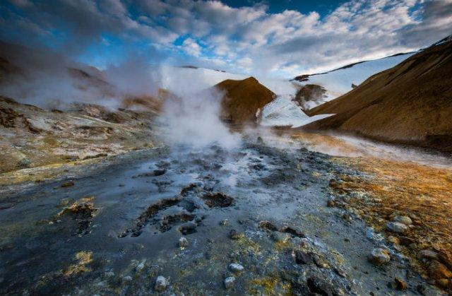 Frumusetile Islandei, prin ochii lui Jakub Polomski