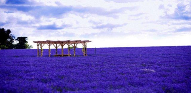 Curcubeie tangibile: 10 colturi ale lumii de un colorit incredibil - Poza 1