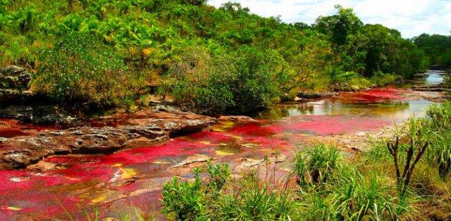 Curcubeie tangibile: 10 colturi ale lumii de un colorit incredibil - Poza 2
