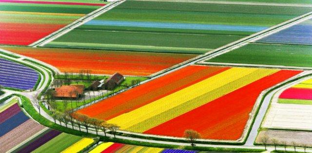 Curcubeie tangibile: 10 colturi ale lumii de un colorit incredibil - Poza 3