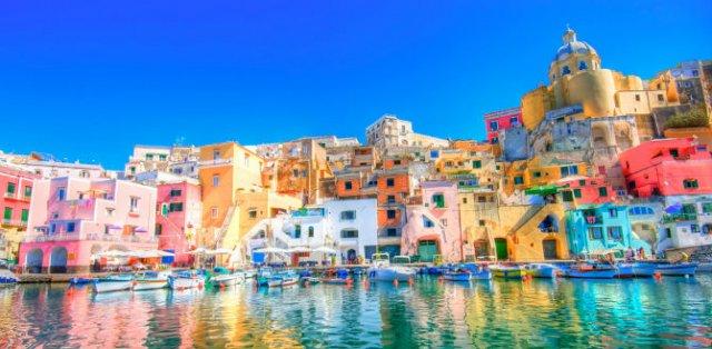Curcubeie tangibile: 10 colturi ale lumii de un colorit incredibil - Poza 4
