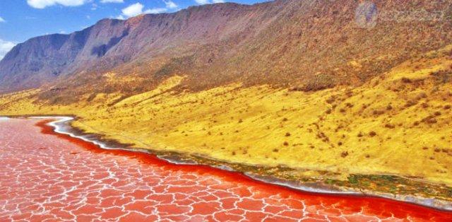 Curcubeie tangibile: 10 colturi ale lumii de un colorit incredibil - Poza 7