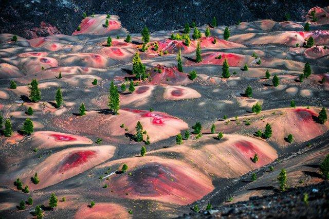 14 Locuri uluitoare care par de pe o alta planeta - Poza 12