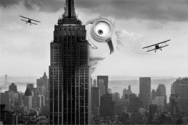 Cum ar arata o lume invadata de minioni - Poza 7