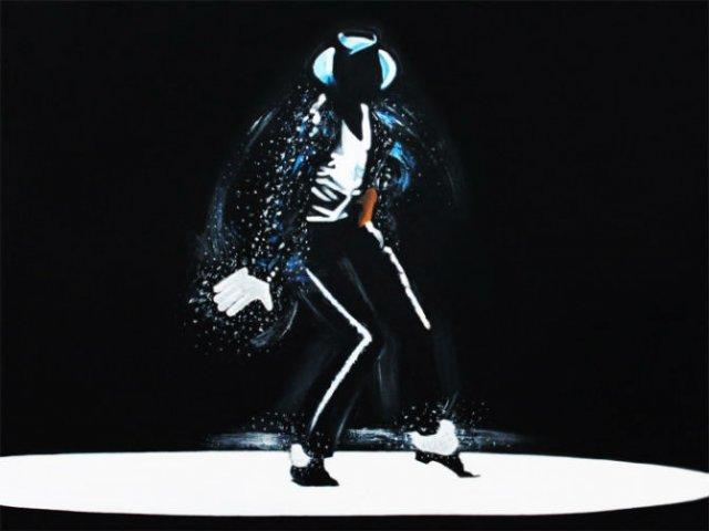 Michael Jackson, geniul magician in 12 picturi electrice - Poza 1