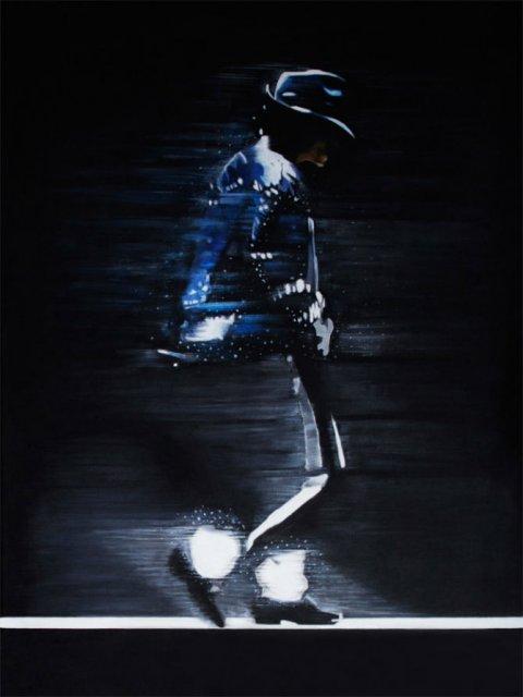 Michael Jackson, geniul magician in 12 picturi electrice - Poza 11