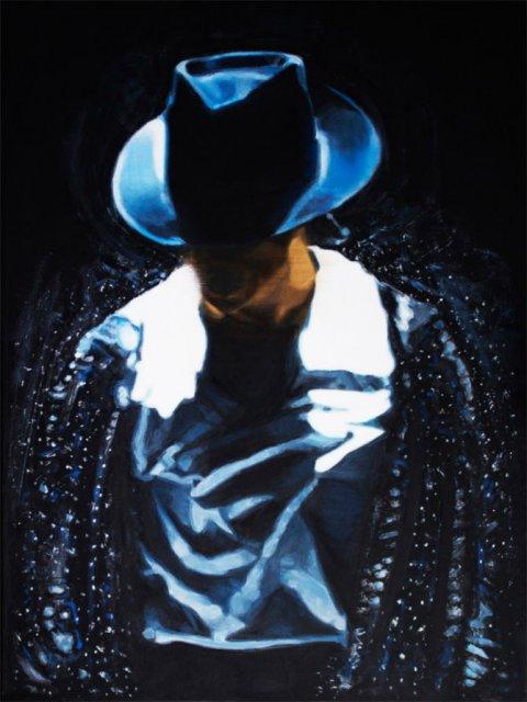 Michael Jackson, geniul magician in 12 picturi electrice - Poza 4