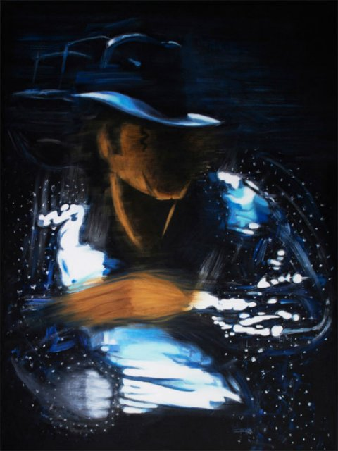 Michael Jackson, geniul magician in 12 picturi electrice - Poza 5