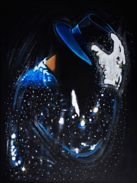 Michael Jackson, geniul magician in 12 picturi electrice - Poza 6