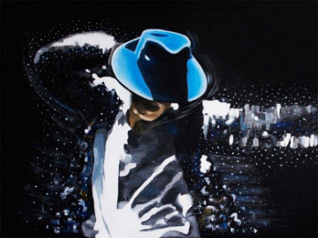 Michael Jackson, geniul magician in 12 picturi electrice - Poza 7