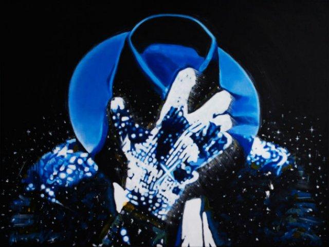 Michael Jackson, geniul magician in 12 picturi electrice - Poza 8