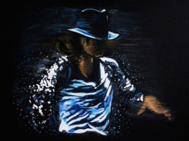 Michael Jackson, geniul magician in 12 picturi electrice - Poza 9