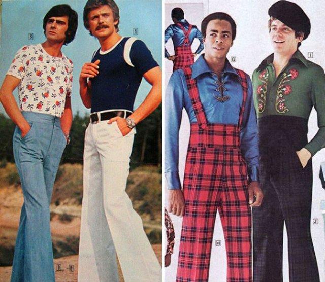 Inapoi in timp: Moda anilor `70 in reclame celebre ale epocii - Poza 1