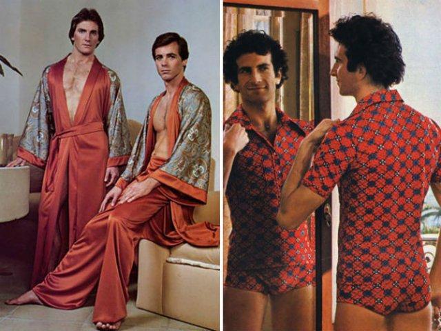 Inapoi in timp: Moda anilor `70 in reclame celebre ale epocii - Poza 10