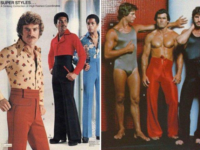 Inapoi in timp: Moda anilor `70 in reclame celebre ale epocii - Poza 11