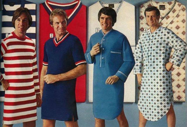 Inapoi in timp: Moda anilor `70 in reclame celebre ale epocii - Poza 12