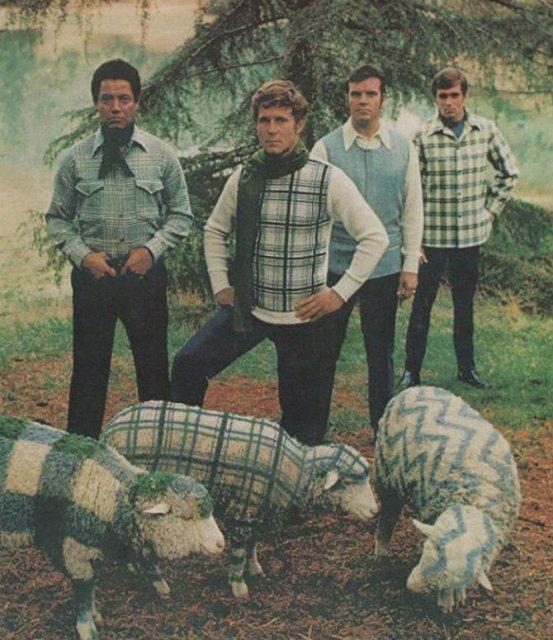 Inapoi in timp: Moda anilor `70 in reclame celebre ale epocii - Poza 13