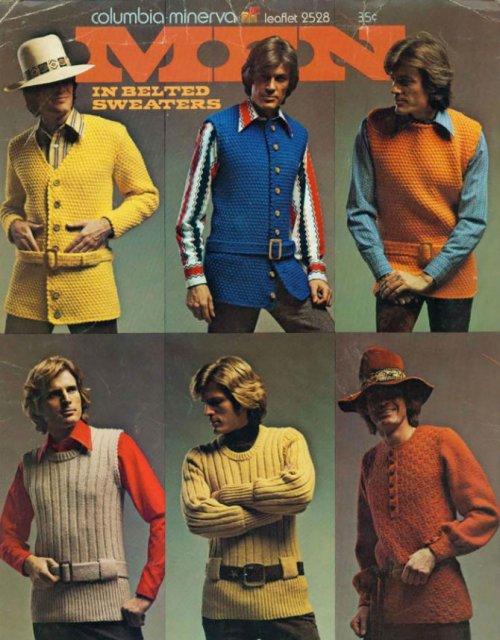 Inapoi in timp: Moda anilor `70 in reclame celebre ale epocii - Poza 14