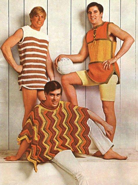 Inapoi in timp: Moda anilor `70 in reclame celebre ale epocii - Poza 3