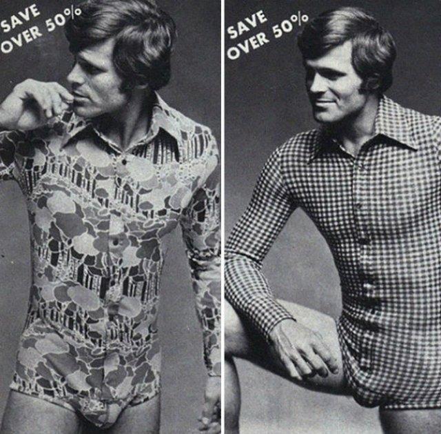 Inapoi in timp: Moda anilor `70 in reclame celebre ale epocii - Poza 5