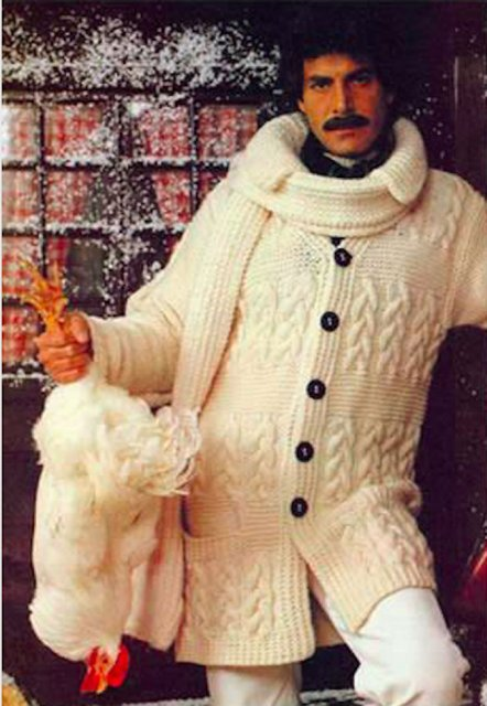 Inapoi in timp: Moda anilor `70 in reclame celebre ale epocii - Poza 6