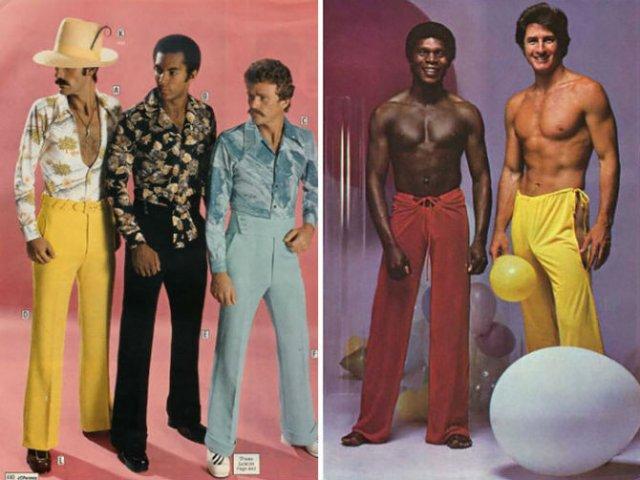 Inapoi in timp: Moda anilor `70 in reclame celebre ale epocii - Poza 7
