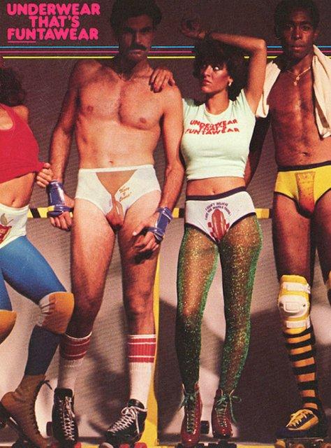 Inapoi in timp: Moda anilor `70 in reclame celebre ale epocii - Poza 8