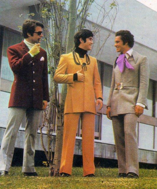 Inapoi in timp: Moda anilor `70 in reclame celebre ale epocii - Poza 9