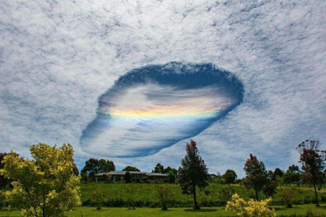 Calatorie aeriana printre cei mai frumosi nori - Poza 12