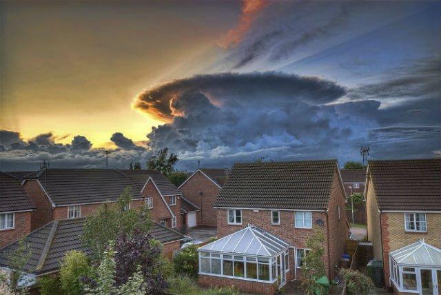 Calatorie aeriana printre cei mai frumosi nori - Poza 7