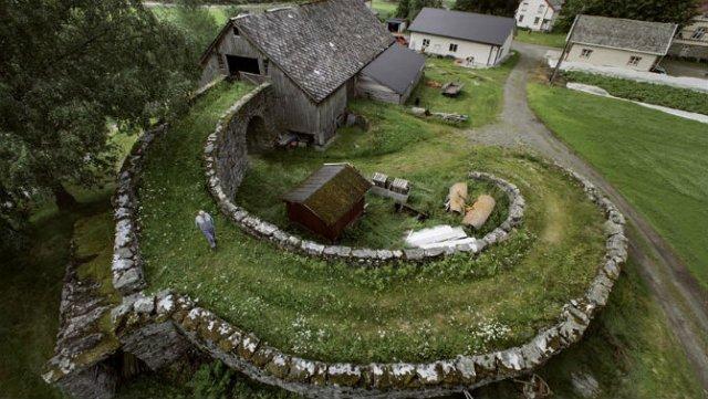 O poveste norvegiana in 11 poze superbe - Poza 1