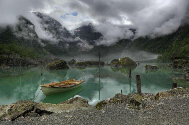 O poveste norvegiana in 11 poze superbe - Poza 10