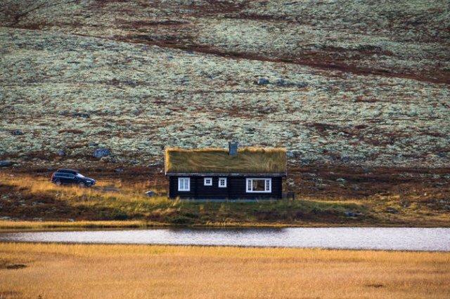 O poveste norvegiana in 11 poze superbe - Poza 11