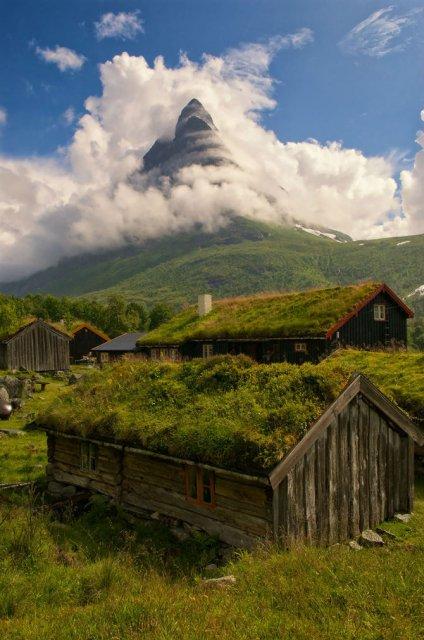O poveste norvegiana in 11 poze superbe - Poza 3