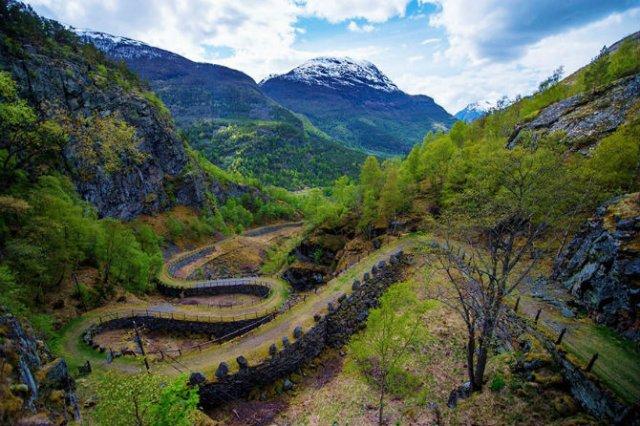 O poveste norvegiana in 11 poze superbe - Poza 5