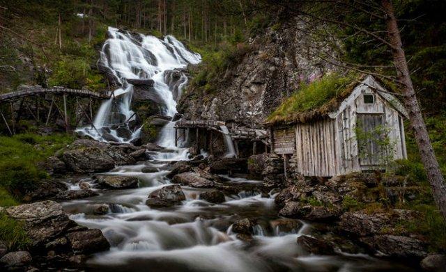 O poveste norvegiana in 11 poze superbe - Poza 7