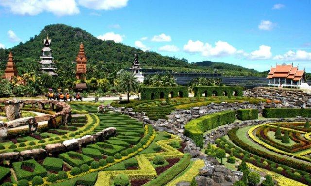 Cele mai frumoase gradini din lume - Poza 15