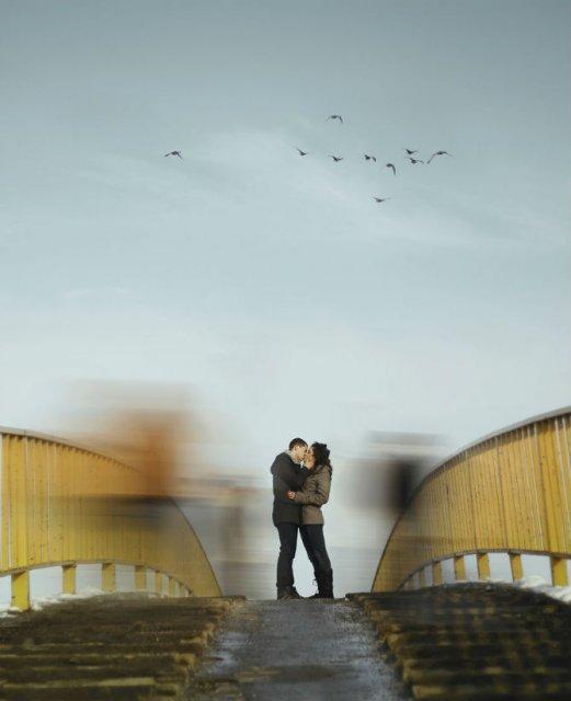 Sentimente si trairi intense, transpuse in fotografii - Poza 9
