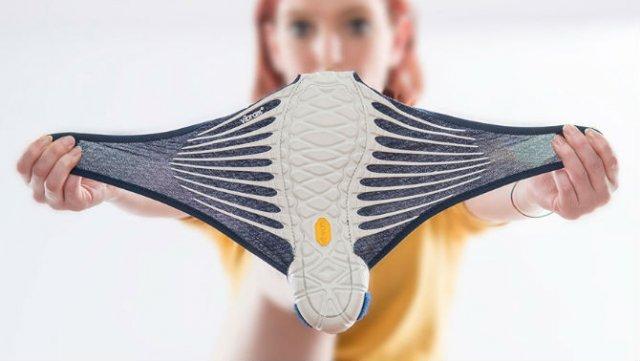 Pantofii Furoshiki - un concept revolutionar in lumea incaltamintei