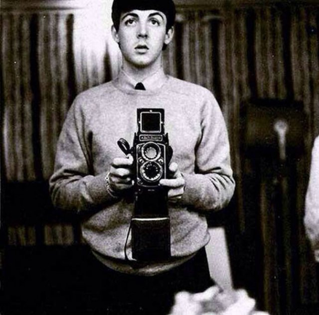 Cele mai vechi selfi-uri din lume - Poza 16