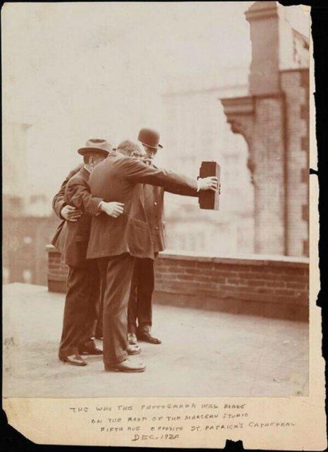 Cele mai vechi selfi-uri din lume - Poza 4