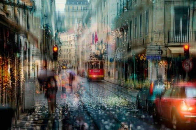 Frumusetea ploii din Rusia, in poze de colectie - Poza 3