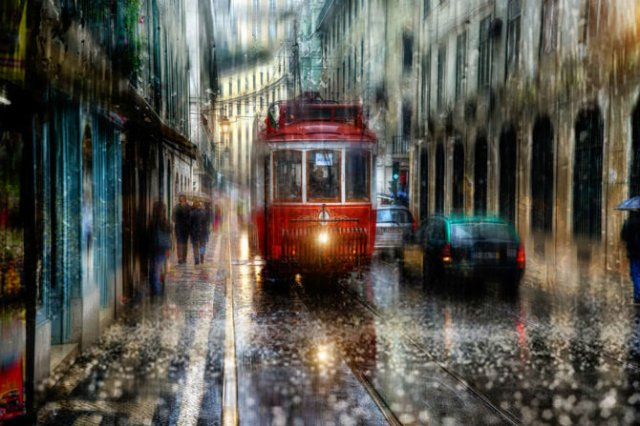 Frumusetea ploii din Rusia, in poze de colectie - Poza 7